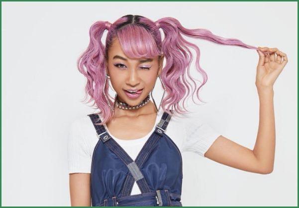 【青山テルマ】ピンクの髪色ツインテール似合わない?色黒に合わせる理由とねらい